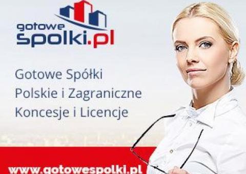Gotowa Spółka w Bułgarii, w Anglii , w Czechach . Gotowe Fundacje