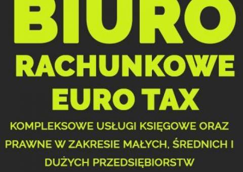 Biuro Rachunkowe Euro Tax Sp. z o. o.
